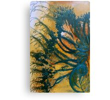 Living on the Fringe Canvas Print