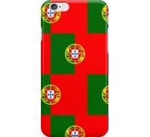 Smartphone Case - Flag of Portugal - Patchwork iPhone Case/Skin