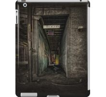 """ Blocked "" iPad Case/Skin"