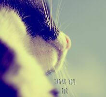 thank you for you by Ingz