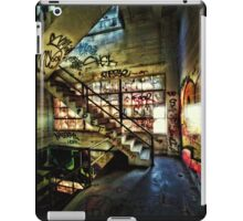 Powell Square Graffiti Stairway iPad Case/Skin