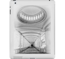 Walkway to the world of Infrared iPad Case/Skin