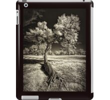 Infrared Sepia Tree iPad Case/Skin