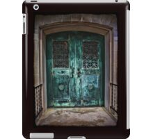 Doorway iPad Case/Skin