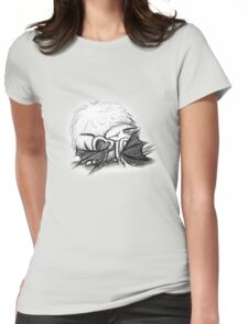 Batty Love  Womens Fitted T-Shirt