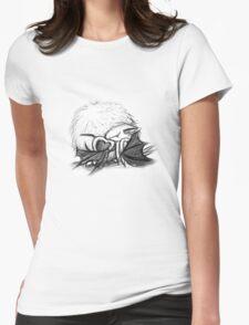 Batty Love  Womens Fitted T-Shirt