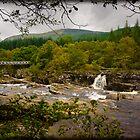 Glen Orchy Scotland by mlphoto