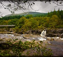 Glen Orchy Scotland by mlphoto