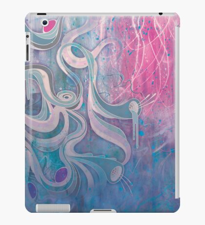 Electric Dreams iPad Case/Skin