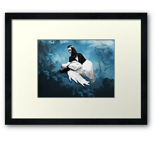 *•.¸♥♥¸.•*STAY WITH ME*•.¸♥♥¸.•*  Framed Print