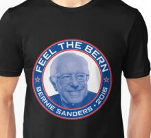 Bernie Sanders 2016 - Feel the Bern Unisex T-Shirt