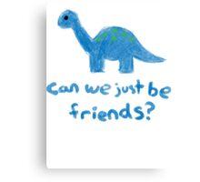 Illustration - Dinosaur 1 Canvas Print
