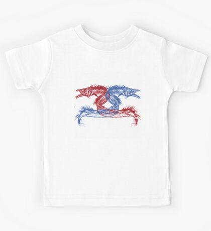 Sea Monsters Kids Tee