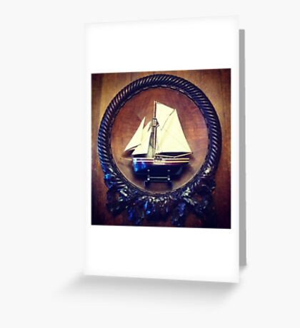 Cutty Sark Greeting Card