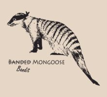 Bandit Mongoose by Sauropod8