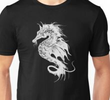 Angry Seahorse Unisex T-Shirt