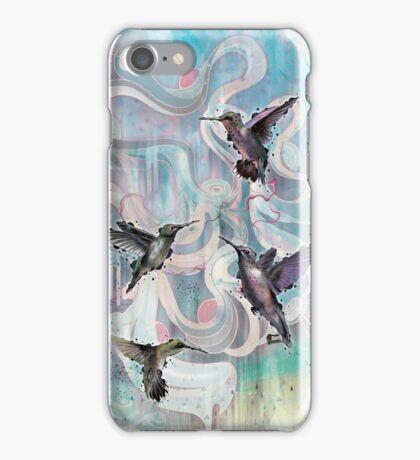 Hummingbirds iPhone Case/Skin