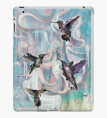 Hummingbirds iPad Case/Skin