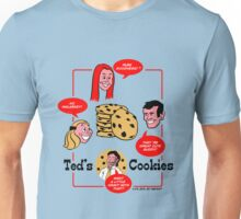 Ted's Cookies Unisex T-Shirt