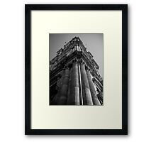 Cathedral of Malaga, Espana Framed Print