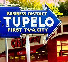 Tupelo by Ginger  Barritt