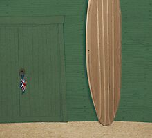 surfboard illustration by aiaiou
