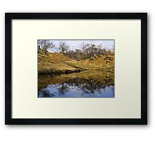 Secret Tarn Framed Print