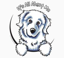 Great Pyrenees :: Its All About Me T-Shirt