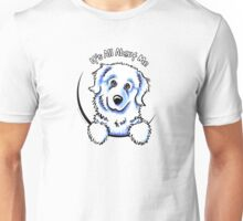 Great Pyrenees :: Its All About Me Unisex T-Shirt