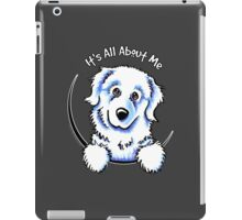 Great Pyrenees :: Its All About Me iPad Case/Skin
