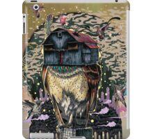 The Barn Owl Fortune Teller iPad Case/Skin