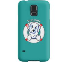 Great Pyrenees :: First Mate Samsung Galaxy Case/Skin
