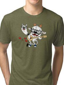 banjo monsters Tri-blend T-Shirt