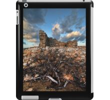 Isla Mujeres Mayan Ruins iPad Case/Skin