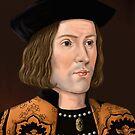 Edward IV by marksatchwillart