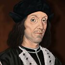 Henry VII by marksatchwillart