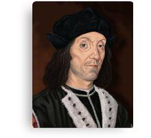 Henry VII Canvas Print