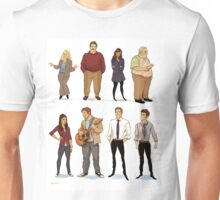 Parks and Rec 1 Unisex T-Shirt