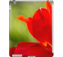 Tulip Time iPad Case/Skin