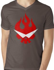 Kamina Cape Tee Mens V-Neck T-Shirt