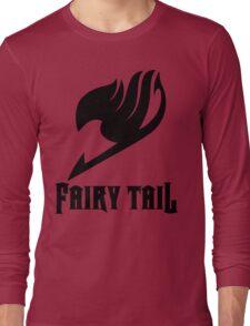 Fairy Tail Guild Tee Long Sleeve T-Shirt