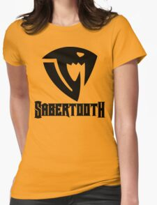 SaberTooth Guild Tee Womens Fitted T-Shirt