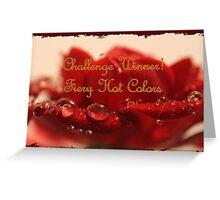 Banner - FHC - Challenge Winner Greeting Card