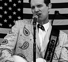 Chris Isaak by Claudia Sims