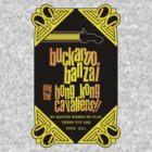 Buckaroo Banzai 2011 Tour - Yellow Version 2 by Hedrin