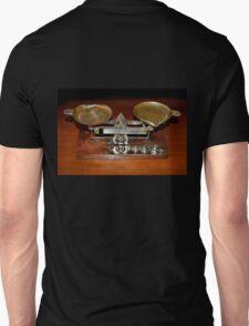 Vintage Eastman Kodak Weigh Scale Unisex T-Shirt