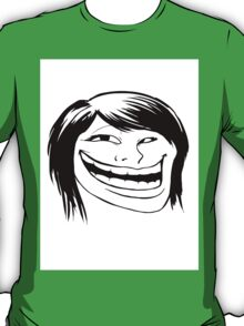 Girl Troll! T-Shirt