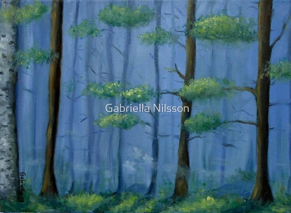 """""""Hazy summer night"""" by Gabriella Nilsson"""