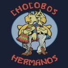 Chocobos Hermanos by nikholmes