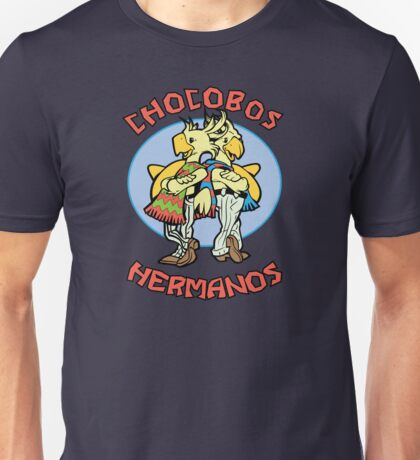 Chocobos Hermanos Unisex T-Shirt